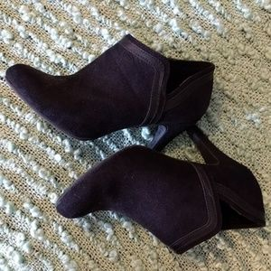 dexflex Shoes - Black Microfiber Booties